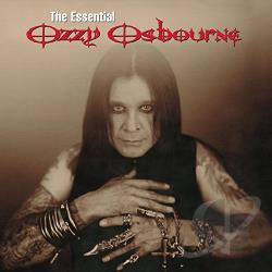 Osbourne, Ozzy - Essential CD Cover Art