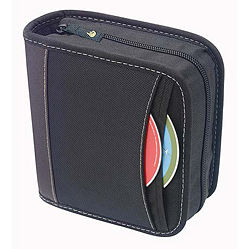 CD Wallet - Rbnw-34/Black/Gray Cover Art