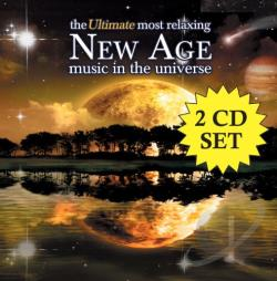 Ultimate Most Relaxing New Age Music in the Universe CD Cover Art