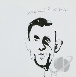 Poulenc / Stockholms Poulenc-Ensemble - Music Of Francis CD Cover Art
