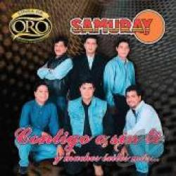 Samuray - Linea de Oro CD Cover Art