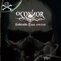 O'Connor - En Vivo: La Decada Tour 1998-2008 CD Cover Art