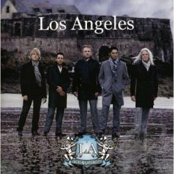 Los Angeles, the Voices - Los Angeles CD Cover Art
