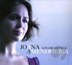 Amendoeira, Joana - Flor Da Pele CD Cover Art