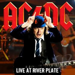 AC/DC - Live at River Plate CD Cover Art