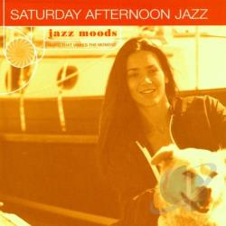 Saturday Afternoon Jazz CD Cover Art