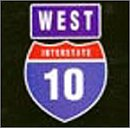 West, Mike - Interstate 10 CD Cover Art