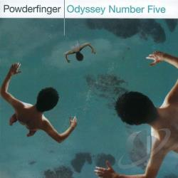 Powderfinger - Odyssey Number Five CD Cover Art