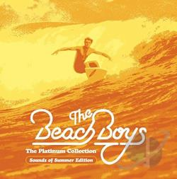 Beach Boys - Platinum Collection: Sounds of Summer Edition CD Cover Art