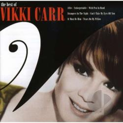 Carr, Vikki - Best of Vikki Carr CD Cover Art