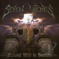 Seven Witches - Second War in Heavan CD Cover Art