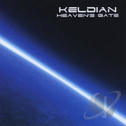 Keldian - Heaven's Gate CD Cover Art