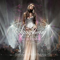 Brightman, Sarah - Symphony: Live in Vienna CD Cover Art