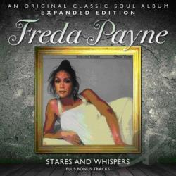 Payne, Freda - Stares & Whispers CD Cover Art