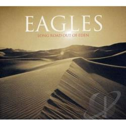 Eagles - Long Road Out of Eden CD Cover Art