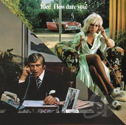 10cc - How Dare You! LP Cover Art