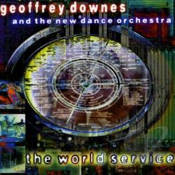 Downes, Geoffrey - World Service CD Cover Art