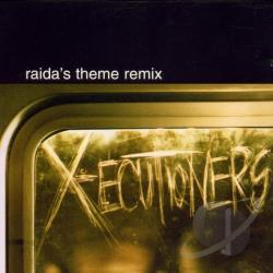 X-Ecutioners - Raida's Theme Remix CD Cover Art