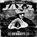 Jay-Z - Dynasty: Roc la Familia 2000 CD Cover Art