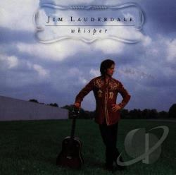 Lauderdale, Jim - Whisper CD Cover Art