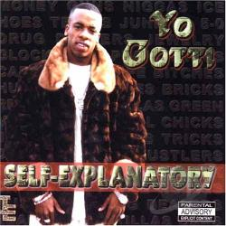 Yo Gotti - Self Explanatory CD Cover Art