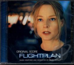Horner, James - Flightplan CD Cover Art