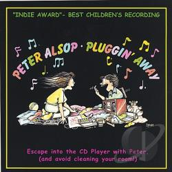Alsop, Peter - Pluggin' Away CD Cover Art