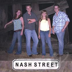 Street, Nash - Carry On CD Cover Art