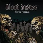 Blood Duster - Fisting the Dead/Yeest CD Cover Art