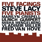 Lacy, Steve - Five Facings CD Cover Art