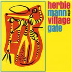 Mann, Herbie - At The Village Gate DB Cover Art