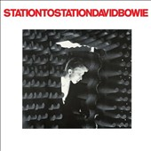 Bowie, David - Station to Station CD Cover Art