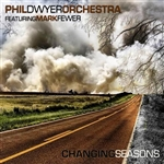 Dwyer, Phil - Changing Seasons CD Cover Art