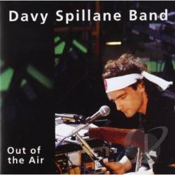 Spillane, Davy Band - Out of the Air CD Cover Art
