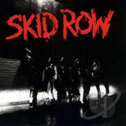 Skid Row - Skid Row CD Cover Art