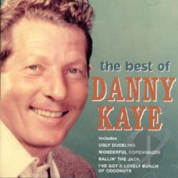 Kaye, Danny - Best of Danny Kaye CD Cover Art