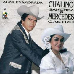 Sanchez, Chalino - Mercedes Castro (Alma Enamorada) CD Cover Art