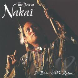 Nakai, R. Carlos - In Beauty, We Return CD Cover Art