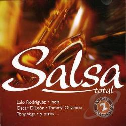 Salsa Total - Vol. 2 - Salsa Total CD Cover Art