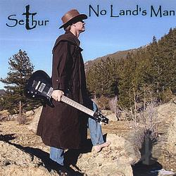 Sethur - No Land's Man CD Cover Art