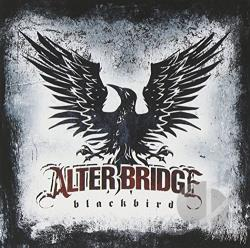 Alter Bridge - Blackbird CD Cover Art