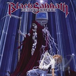 Black Sabbath - Dehumanizer CD Cover Art
