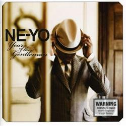 Ne-Yo - Year Of The Gentleman + 2 CD Cover Art