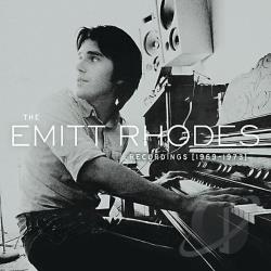 Rhodes, Emitt - Emitt Rhodes Recordings 1969-1973 CD Cover Art
