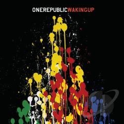 OneRepublic - Waking Up CD Cover Art