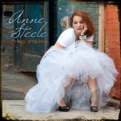 Steele, Anne - Strings Attached CD Cover Art
