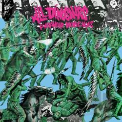 All Dinosaurs - Paranois Indigenolls CD Cover Art