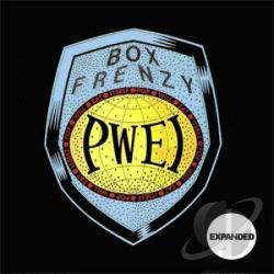 Pop Will Eat Itself - Box Frenzy CD Cover Art