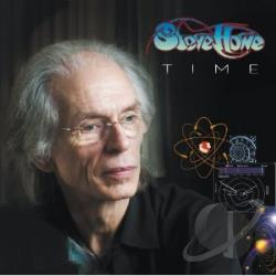 Howe, Steve - Time CD Cover Art