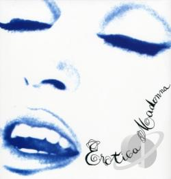 Madonna - Erotica LP Cover Art